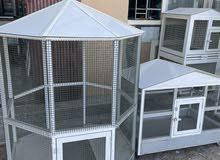 aluminium cages new