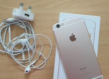 iPhone 6s 64gb with box and all accessories brand new condition