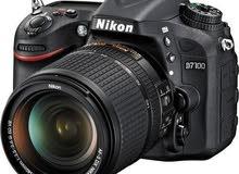 للبيع كاميرا نيكونD 90