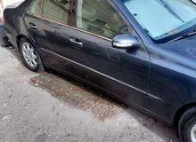 مرسيدس E240 2003