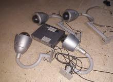كاميرات مراقبة متحركة ptz