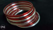 New Pakistani style glass bracelets