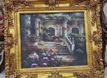 بيع لوحات فنيه