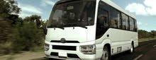 تويوتا كوستر ل 24 راكب للأيجار بأقل سعر سياحي