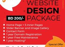 Web Development Package
