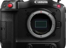 كاميرا سينما من كانون موديل C70