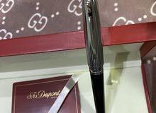 قلم ديبون جديد مع العلبة والقرانتي اصلي
