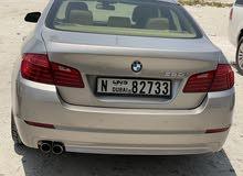 للبيع سيارة BMW 520i موديل 2016