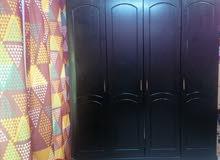 4 doors cupboard (solid wood)