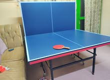 Table tennis table for sale not used