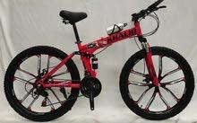 دراجات هوائية بالوان قابلة لطي سعر شامل ضريبة
