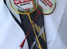 Wish Badminton Racquet Alumtec 308