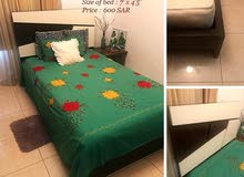 Furniture in good condition and rarely used- price Negotiable