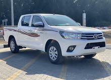 Toyota Hilux 2018 4x2 Full Automatic Ref#696