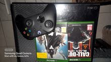 xbox one 500GB +2-games + controller