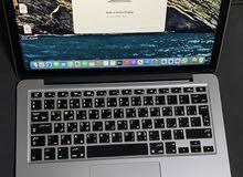 ماك برو 2015 للبيع بحالة ممتازة جداً  mack book Pro for sell