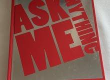 Asm me anything (DK)