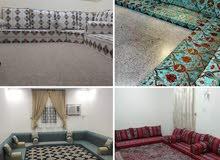 sofa majlish recovering restoration