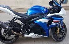 مطلوب للشراء دراجة سوزوكي 600 او 750 او 1000cc