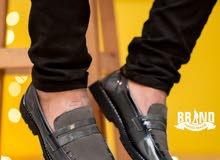 احذية جلد ماركة عالمية