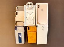 IPhone XS Max 256GB gold Dual SIM card