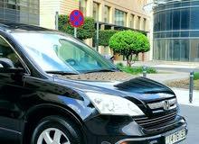هوندا CRV موديل 2008 فحص 4WD فل الفل  سي ار في