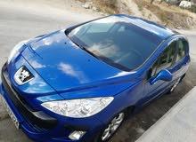 Gasoline Fuel/Power   Peugeot 308 2011