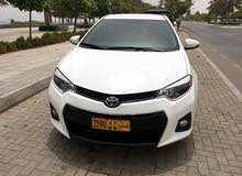 Toyota Corolla car for sale 2015 in Muscat city