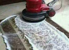 تنظيف الفلل والقصور والسجاد والكنب والموكيت بأقل الأسعار