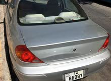 Used condition Kia Spectra 2003 with 0 km mileage