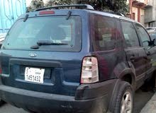 Used condition Ford Escape 2002 with +200,000 km mileage