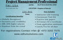Project Management Professional  EDHUT