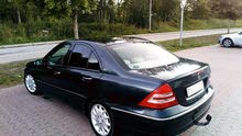 Blue Mercedes Benz C 200 2000 for sale