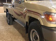 Toyota Land Cruiser Pickup car for sale 2009 in Al Riyadh city