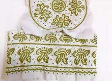 اللبيع كمه عمانية خياطة يده