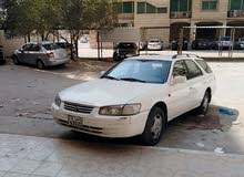 Used condition Toyota Camry 2002 with +200,000 km mileage