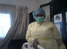 ممرضة سودانية متمكنة داخل البيت