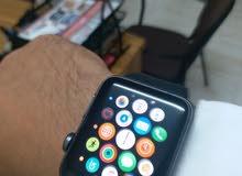 ساعه ابل واتش سبورت الفئه الثانيه جدا نظيفه واستخدام بسيط ...apple watch sport
