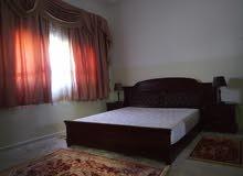 شقة مفروشةللأيجار بحي بن عاشور