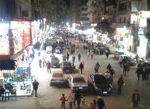 معرض للايجار شارع الهرم الرئيسى