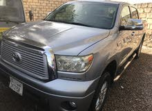 For sale 2008 Silver Tundra