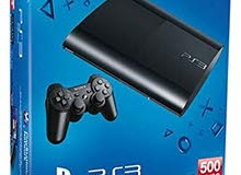 Own a New Playstation 3 with special specs and add ons