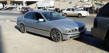 BMW 523 car for sale 1999 in Misrata city