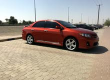 Automatic Toyota 2013 for sale - Used - Sohar city