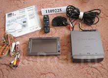 شاشة سيارة باناسونيك Panasonic سليم ياباني مع مشغل DVD