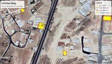 ارض تجاري للبيع شارع الاردن مساحه 750م موقع استثماري بسعر 340الف