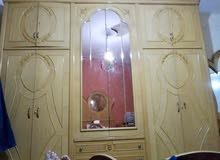 غرفة نوم فاخرة عمولة في دمياط بحالة ممتازة
