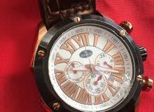ساعة رجالية ماركة فرنسية اصلية