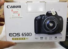 canon 550D Dslr camra - made in japan
