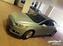 Automatic Silver Ford 2013 for sale